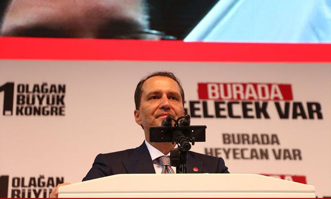 Fatih Erbakan, Yeniden Refah Partisi'nin genel başkanı seçildi