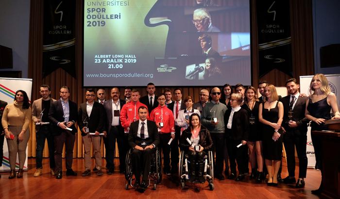 Sporda 'Yılın En İyileri'ne Boğaziçi'nden Ödül