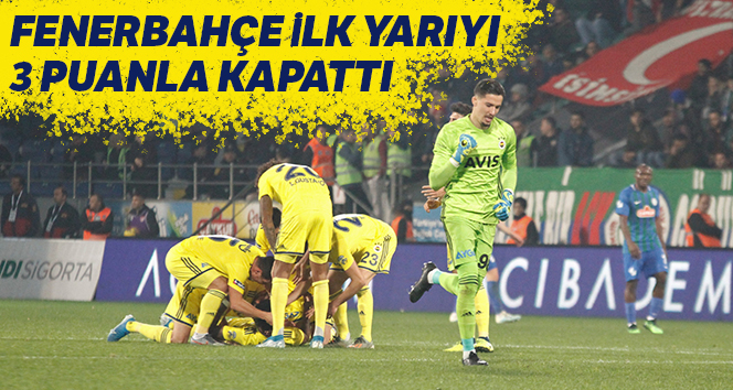 Fenerbahçe, yeni yıla Rize'de çay keyfi yaptı