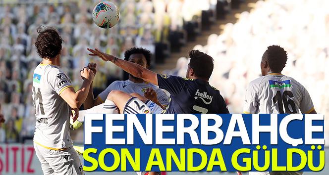 Fenerbahçe Yeni Malatyaspor'u Ozan Tufan'la geçti