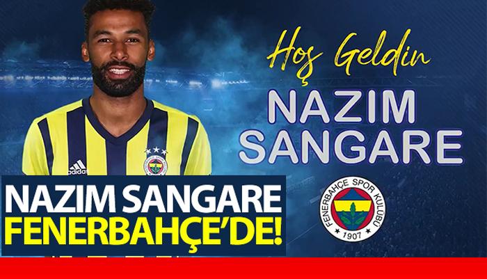 Başarılı Sağ Bek Nazım Sangare Fenerbahçe'de