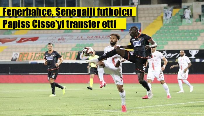 Fenerbahçe, Senegalli futbolcu Papiss Cisse'yi transfer etti