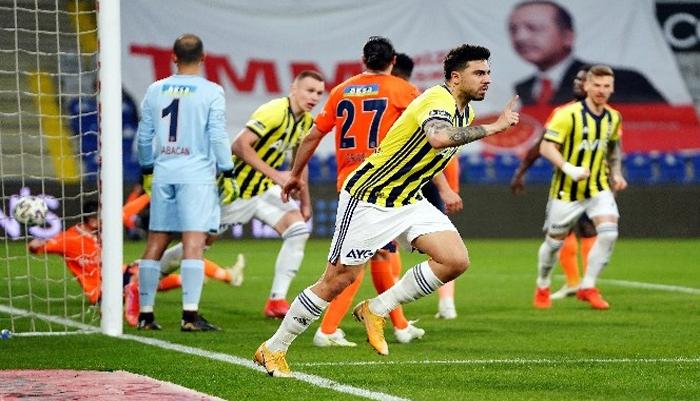 Fenerbahçe Medipol Başakşehir'i 2 – 1 skorla yendi