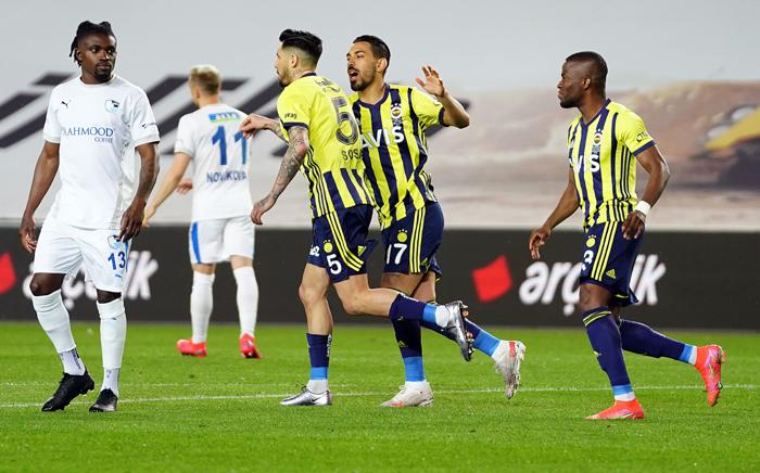 Süper Lig: Fenerbahçe: 3 – BB Erzurumspor: 1