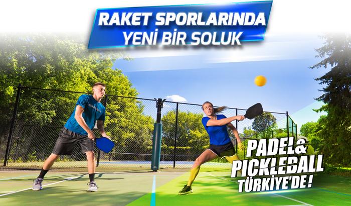 Dünya Pickleball Günü İstanbul Etkinliği Marmara Üniversite'nde Gerçekleşecek